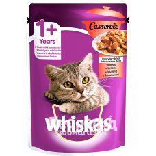 Консервы для кошек Whiskas Casserole 100g в ассортименте