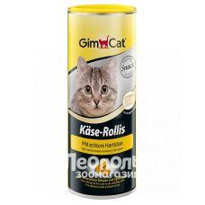 Витамины для кошек Gimpet Kase-Rollis