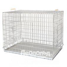Клетка для животных Волк Цинк 3 78 * 124 * 71