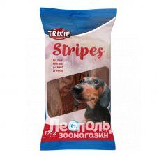 Лакомство для собак Trixie 3172 Stripes с говядиной 100гр