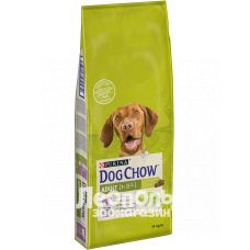 Корм для собак Dog Chow Adult Medium / Maxi ягненок