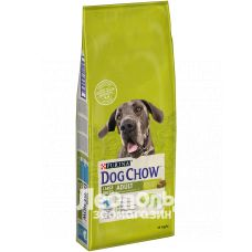 Корм для собак Dog Chow Adult Large Breed индейка, кг